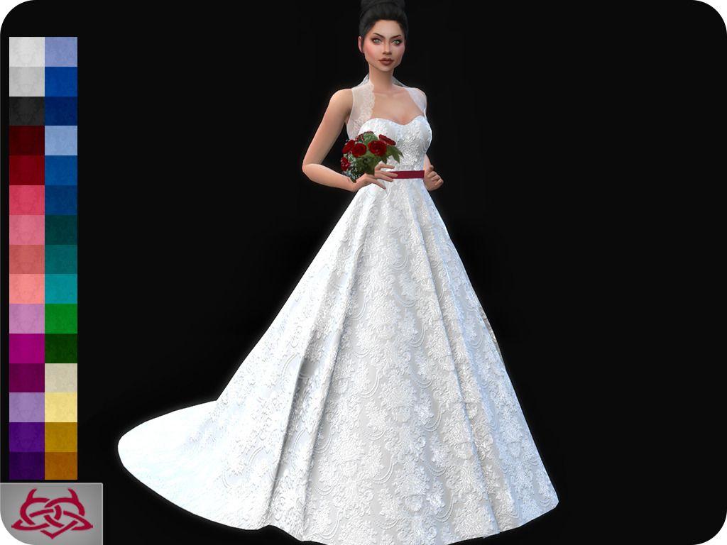 Sims 4 Wedding Dress.Sims 4 Wedding Dresses Download Lixnet Ag