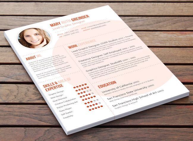does your cv reflect your professional personality creative resume amazing cv design to upgrade - Professional Creative Resume