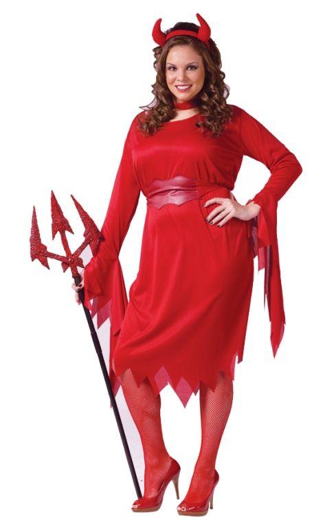 c2978630d0a Demon Costume | Connections | Devil halloween costumes, Plus size ...