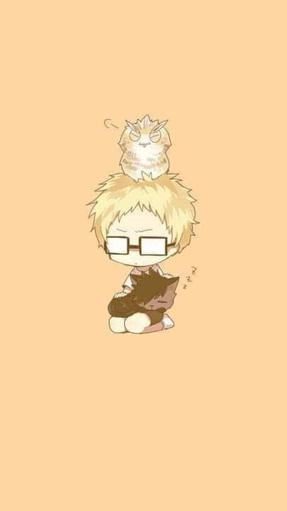 Switched Places By the Other Me (tsukki x reader au fanfic)(On hold) - Chapter 2