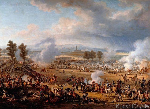 Louis-François Lejeune - Bataille de Marengo, 14 juni 1800