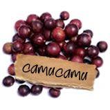 Camu camu is een klein struikachtig boompje dat meestal langs de waterkant wordt gevonden en een maximum van ongeveer 4 meter hoog kan groeien. De camu camu struik komt uit het regenwoud de Amazone in Peru en Brazilië. Het draagt roodpaarse kersachtige vrucht. De vrucht is wereldwijd bekend geworden toen ontdekt werd dat het meer vitamine C bevat dan welke andere vrucht dan ook; te weten 5 gram per 100 gram.