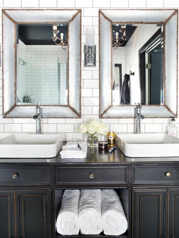 Salle de bain ancienne un charme authentique et - Lavabo salle de bain retro ...