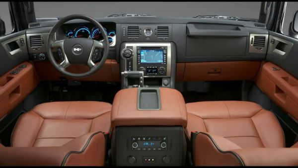 Great 2018 Hummer H1 Is The Featured Model. The 2018 Hummer H1 Interior Image Is  Added Design Inspirations