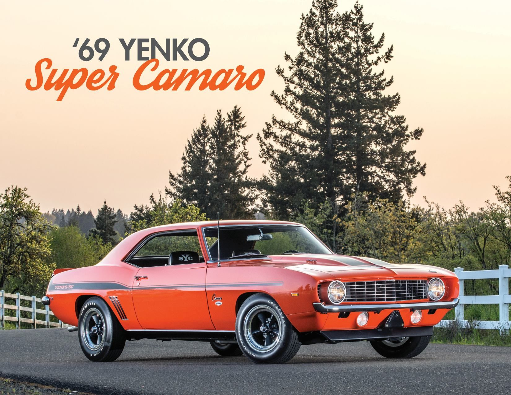 Mecum Auctions presents the 1969 Yenko Super Camaro as lot S120.1 at ...