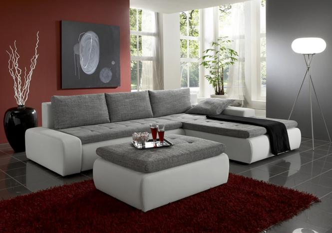 Wohnzimmer Deko Ideen Das Design Der Gast Room Decor Mit Wunderschönen Sofa  Sanagt Grau Weiß Vermischt