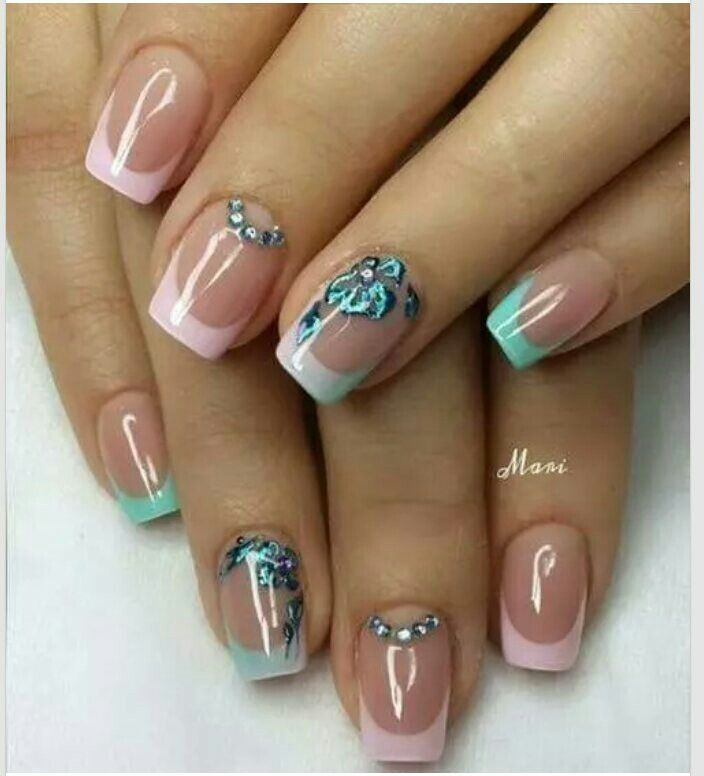 Pin by REBECC\'AH on Fingernails | Pinterest | Nail decorations