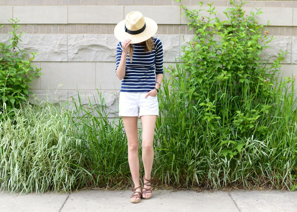 The Summer Hat (See Jane Wear) via See Jane / @seeannajane