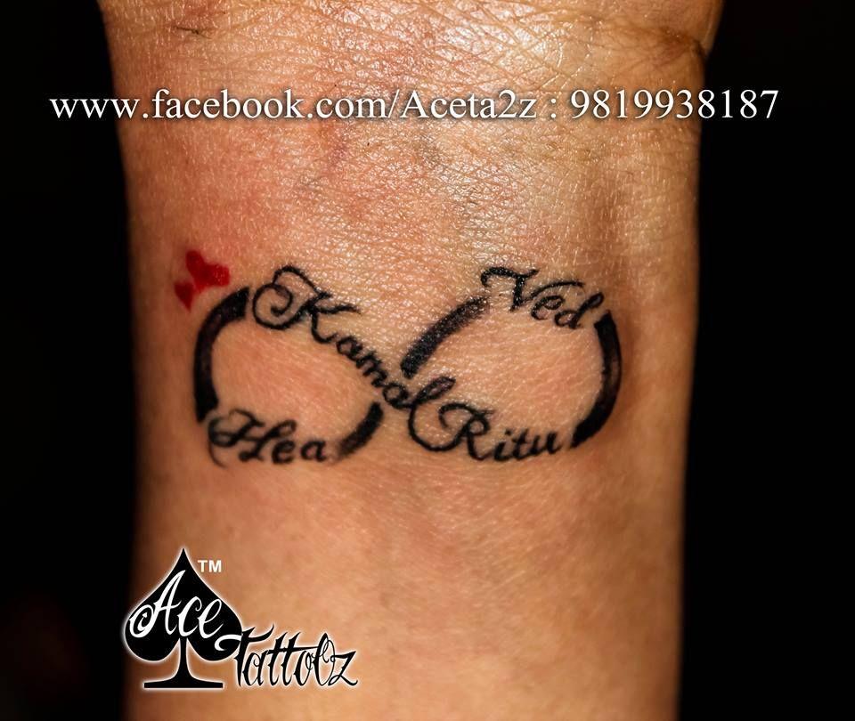 Tattoo Designs Name Anjali: Top 10 Best Name Tattoo Designs - Acetattooz …