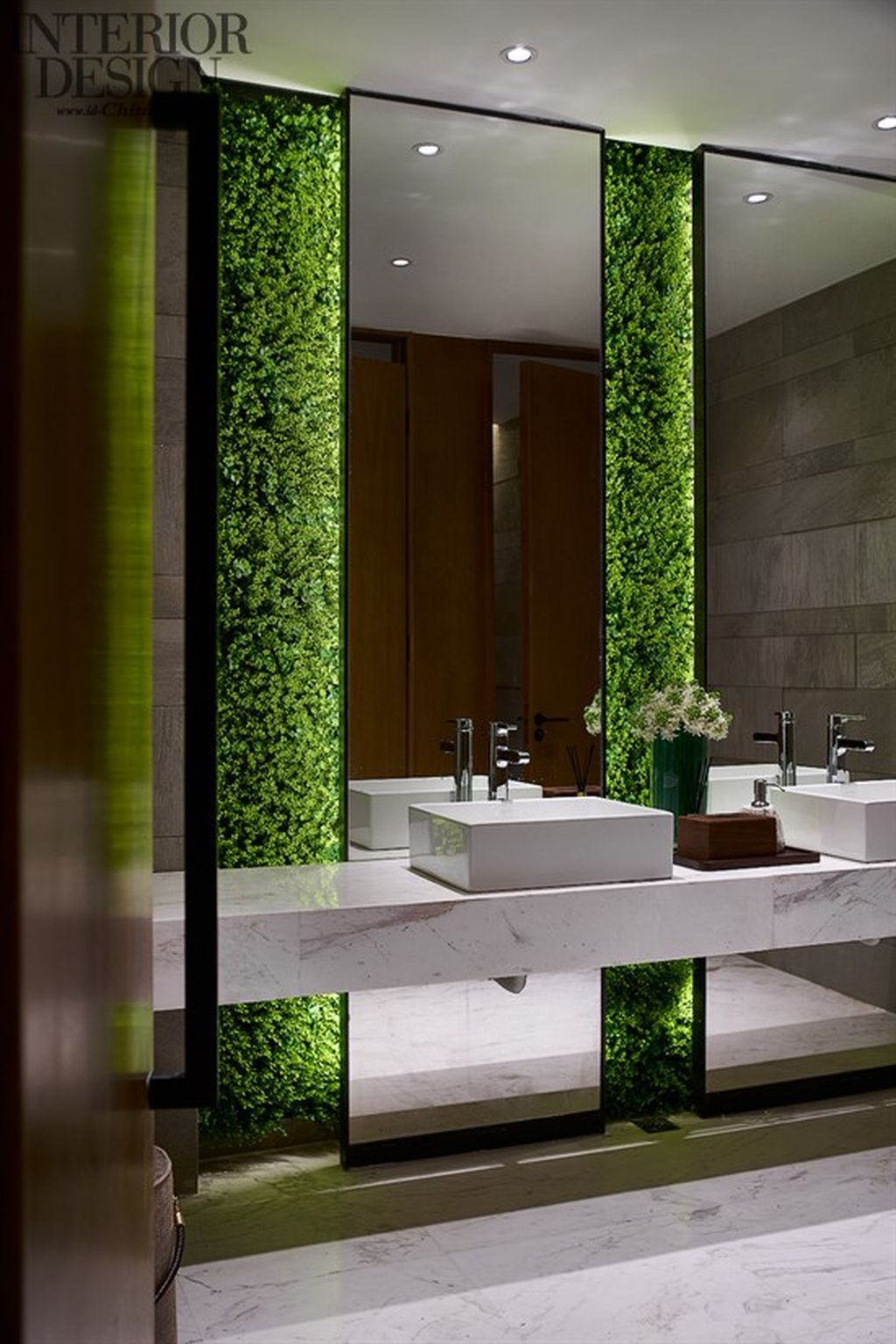 good ideas corporate office design make happy worker interiors interior modern also rh pinterest