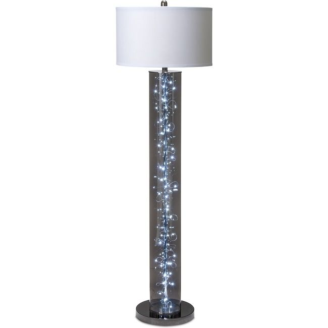 Le Floor Lamp Value City Furniture And Mattresses