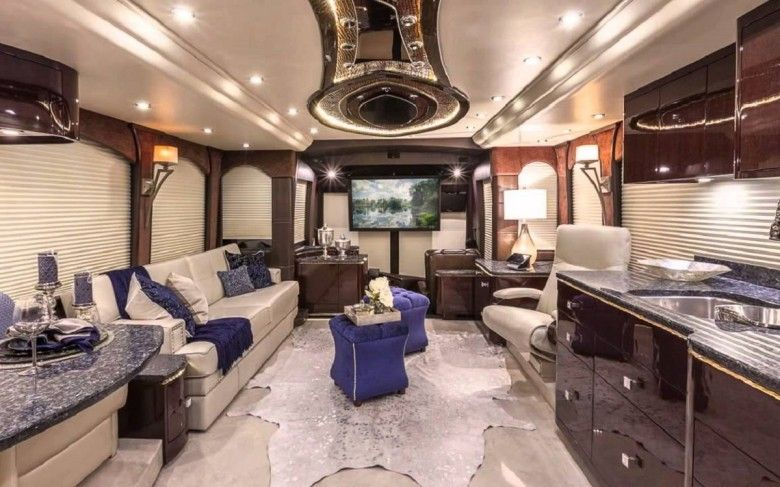 Top 10 Most Expensive Motorhome In The World Luxury Motorhomes