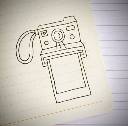 27 Ideas For Cute Art Sketches Easy Art In 2020 Camera Doodle