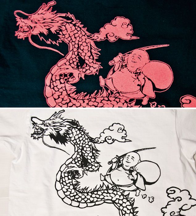 半袖Tシャツ「蕊縫」