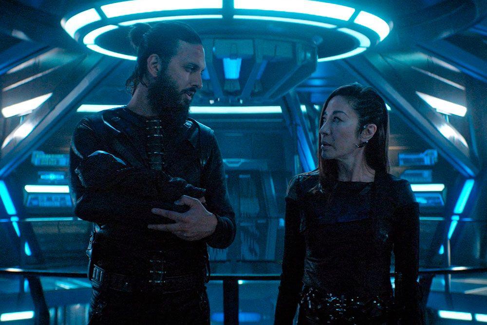 Star Trek Discovery Review Point Of Light Star Trek Star Trek Vi Trek