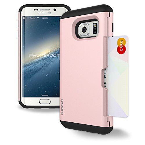 samsung s6 phone cases with card holder