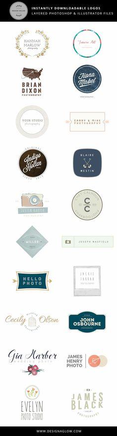 Logos for Photograph
