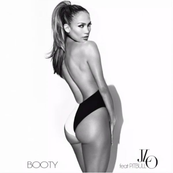 Jennifer lopez naked butt ass