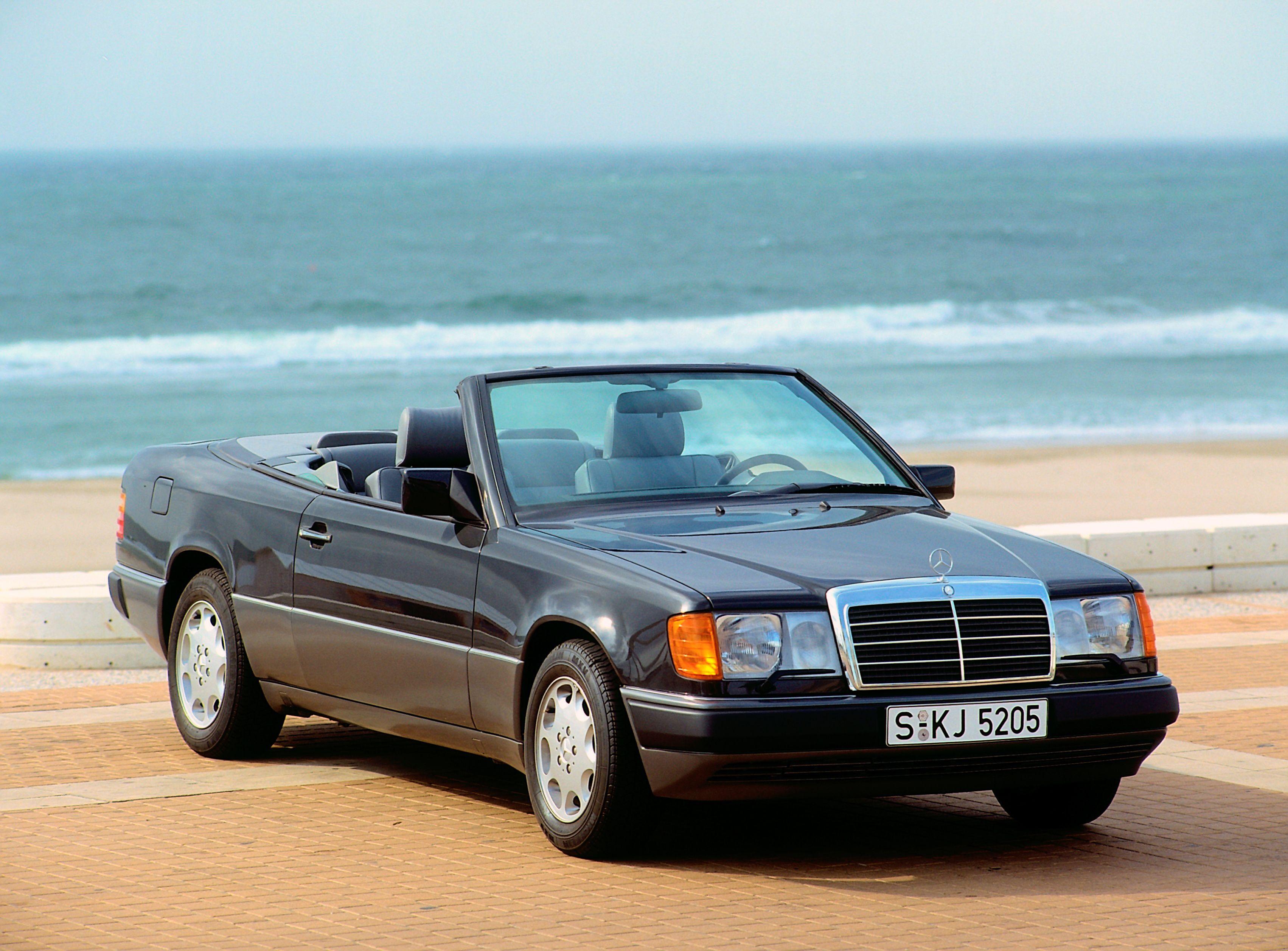 1993 96 mercedes benz e 320 cabrio a124