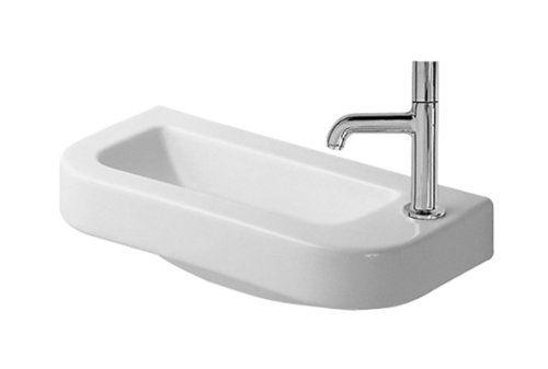 Smallest option Duravit 0418500000 Happy D Handrinse Basin - happy d badezimmer
