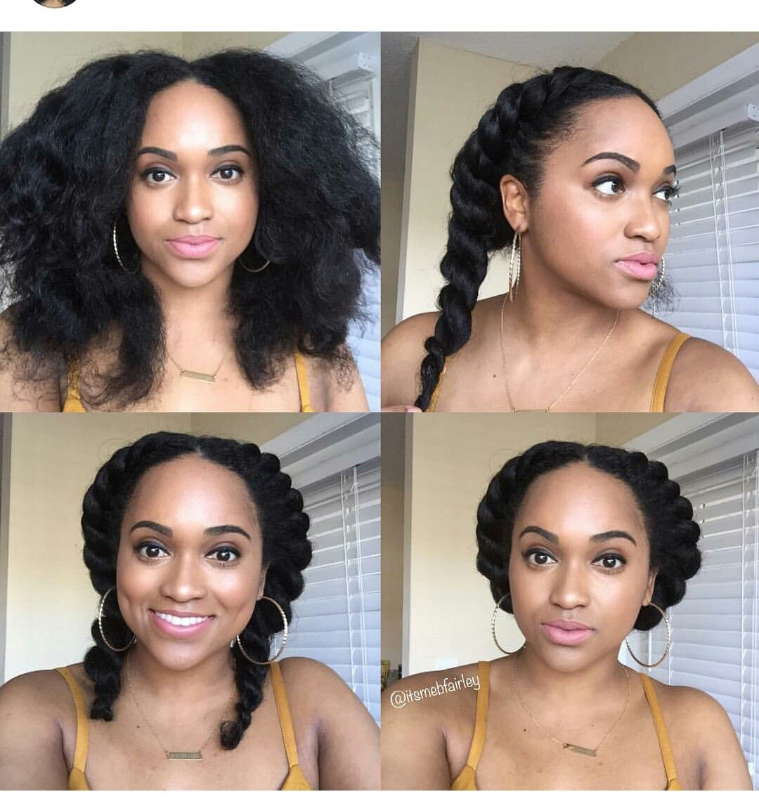Pin by stacey mosley on hair in pinterest natural hair