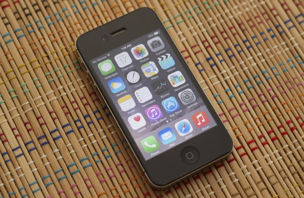 iOS 8 on the iPhone 4S Performance isn't the (only