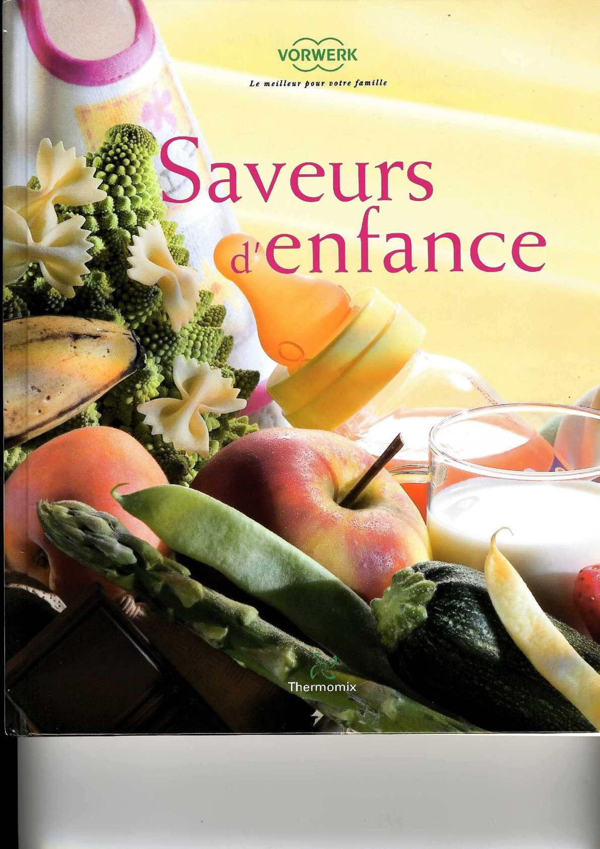 Saveurs D Enfance Thermomix Baby Food Recipes Drink