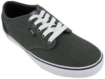 e4866c01341 Vans Men s VANS ATWOOD (CANVAS) SKATE SHOES 10 (CHARCOAL) Vans