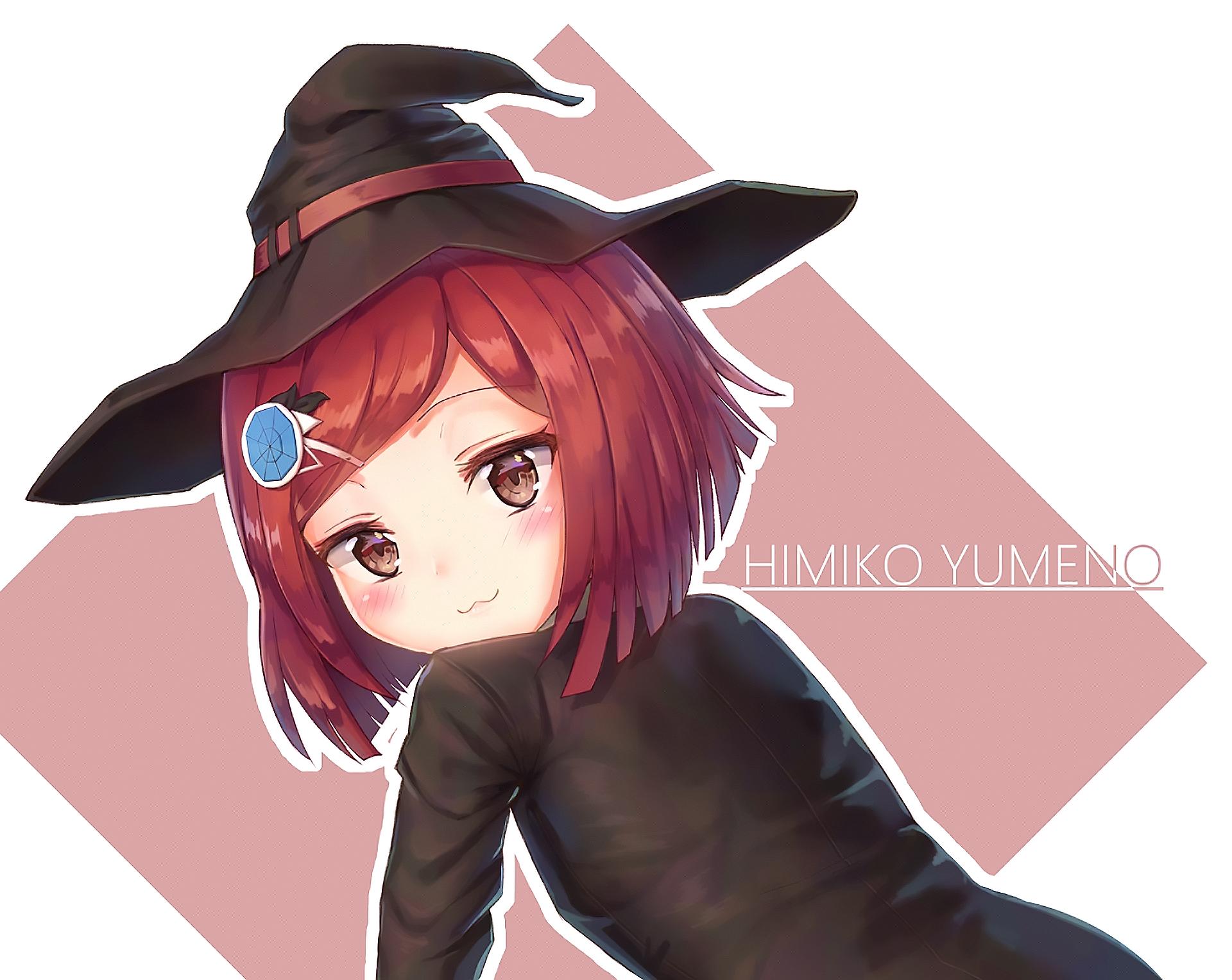Pin by *☆ мιcнιкσ ☆* on Himiko Yumeno °。⋆⸜(ू。•ω