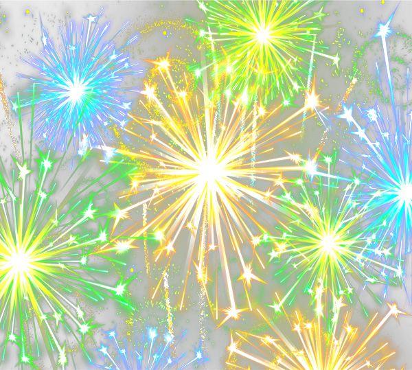 Dazzling Fireworks Sparkles Background PSD - http://www.dawnbrushes.com/dazzling-fireworks-sparkles-background-psd/
