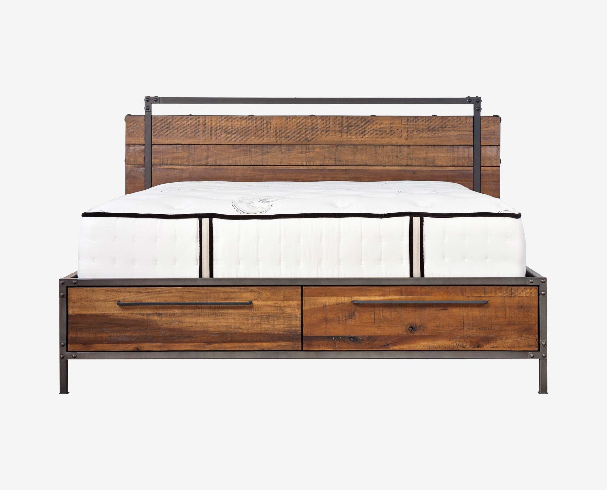 Insigna Storage Bed Bed frame with storage, Bed
