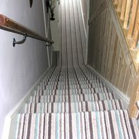 Brockway Stripe Carpet On Stairs Ideas For The House