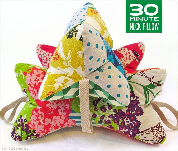 30 Minute Therapeutic Neck Pillows