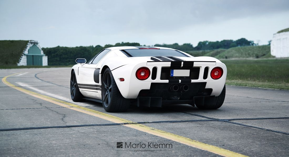 2005 Ford Gt By Mario Klemm Ford Gt Ford Sports Car