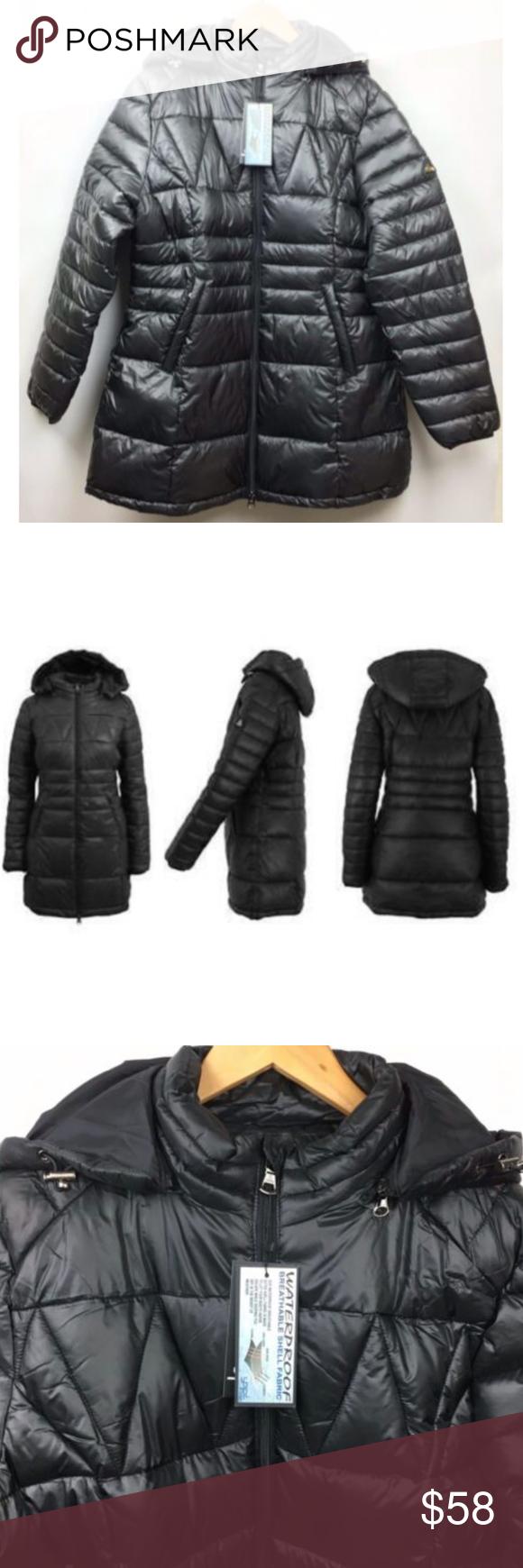 New Spire Black Puffer Coat 3xl Black Puffer Coat Puffer Coat Puffer [ 1740 x 580 Pixel ]