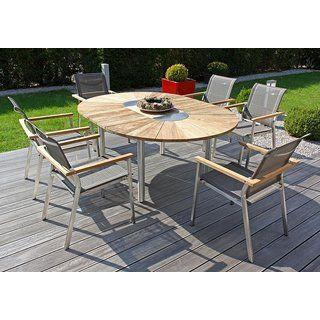 Catax Zebra Mobel Tisch Ausziehbar In 2019 Gartenmobel Outdoor