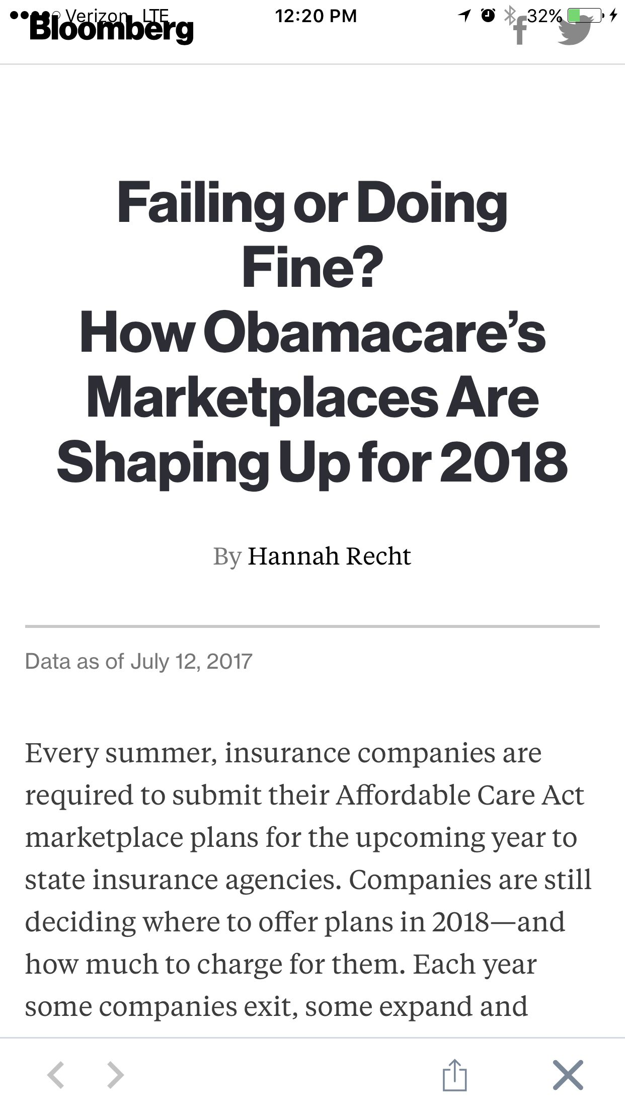 Here S How Affordable Care Act Marketplaces Are Shaping Up Under