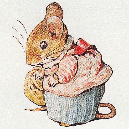 The Tale Of Mrs Tittlemouse Beatrix Potter Beatrix