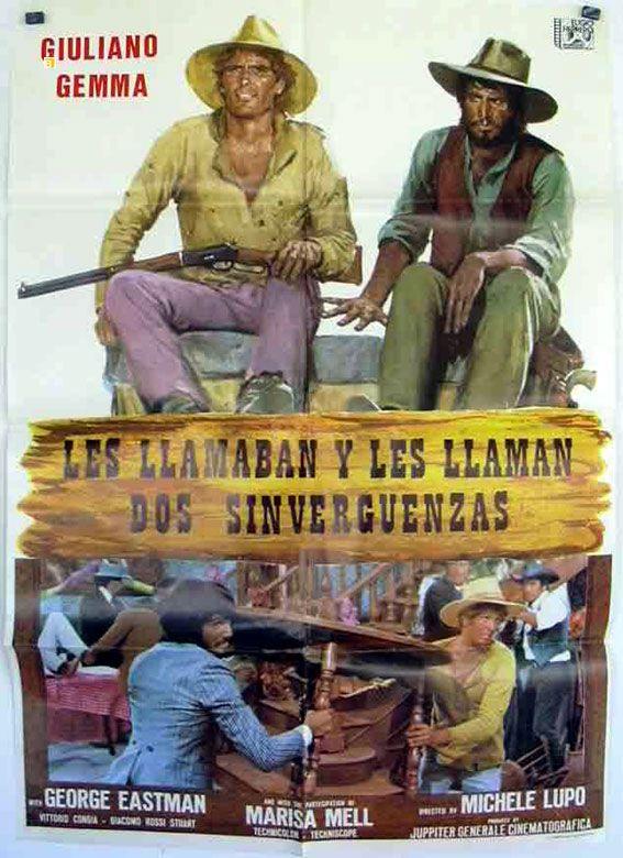 Llamaban Y Les Llaman Dos Sinverguenzas Les Peliculas Cine Carteles De Cine Póster De Cine