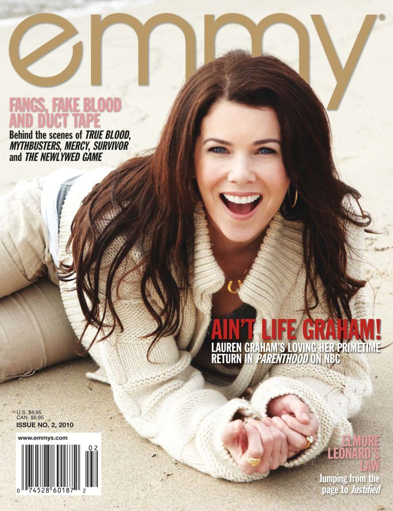Emmy back issue issue 0210 digital in 2021 lauren
