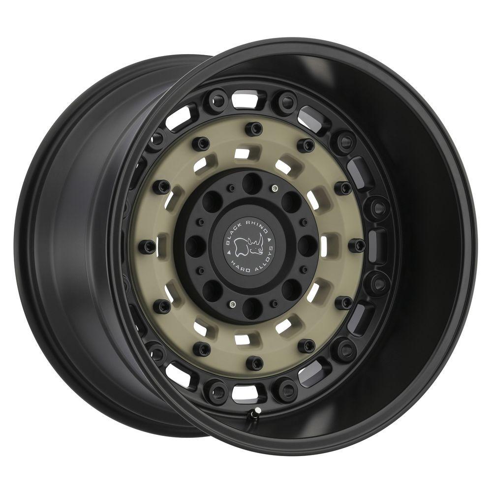 17 Black Rhino Arsenal Sand Black Wheel 17x9 5 8x170 12mm Ford F250 F350 8 Lug Blackrhino Felgen Gmc Trucks Motorrad
