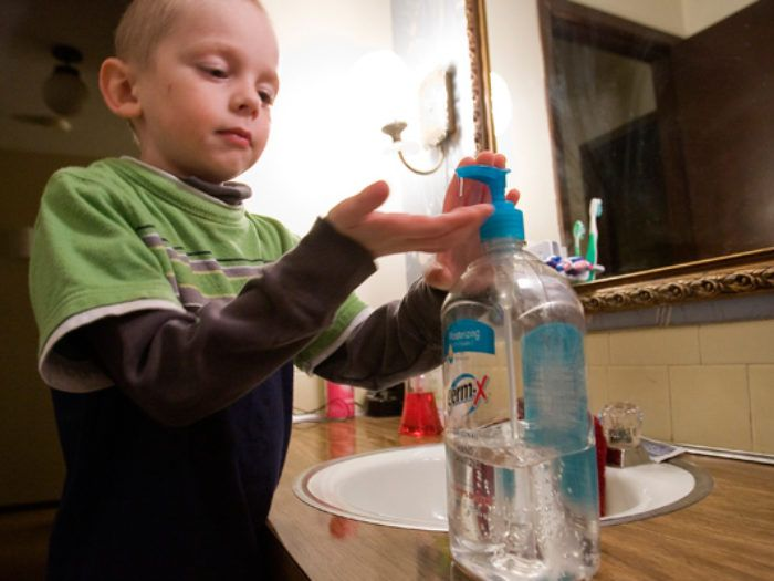 5 Surprising Uses For Hand Sanitizer Besides Cleaning Your Hands