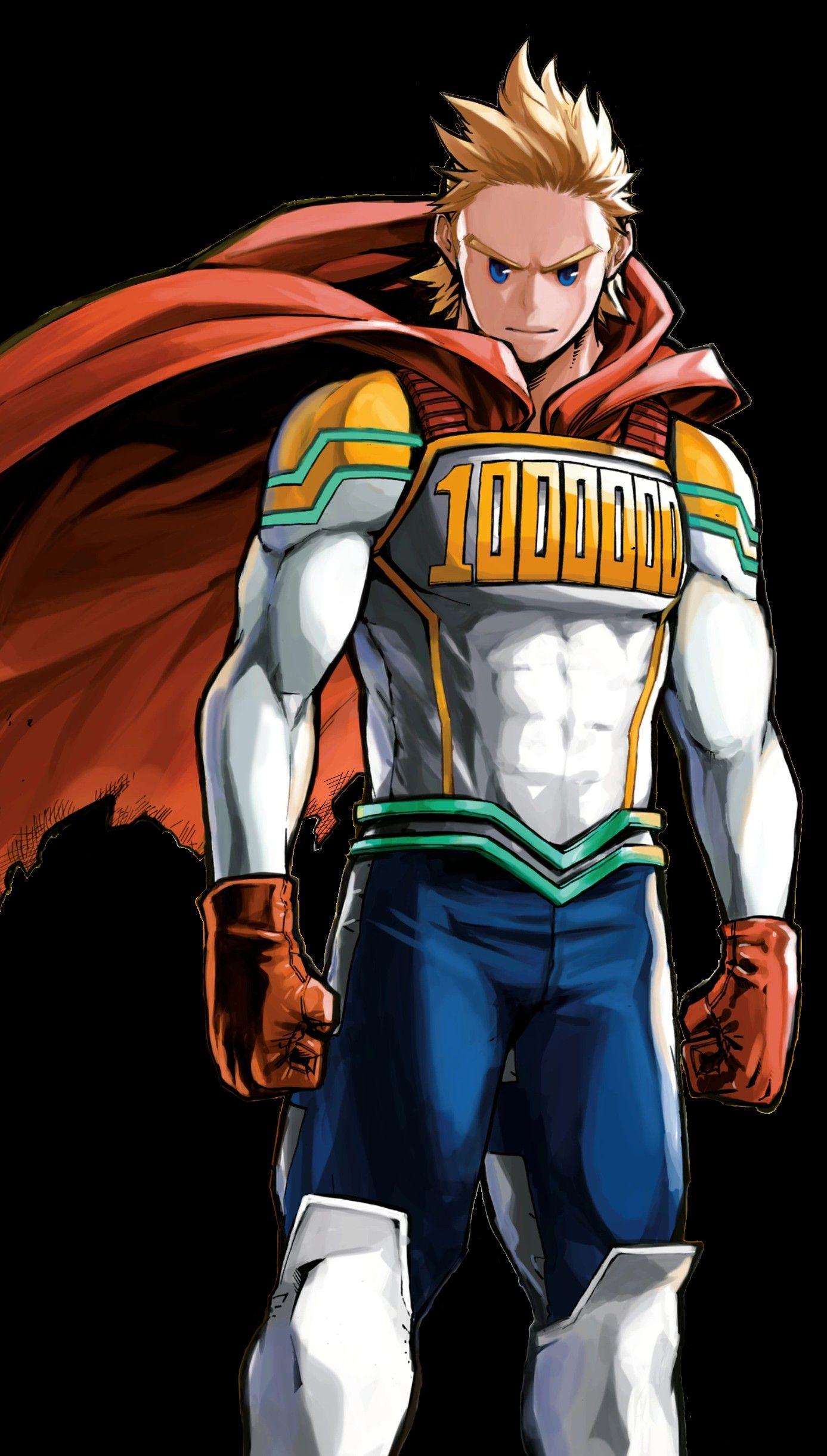 Mirio Togata Lemillion My Hero Academia Episodes Hero Wallpaper My Hero Academia Manga