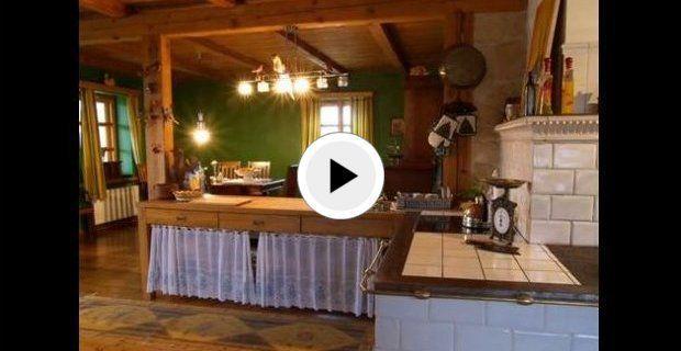 V deo dise os de cocinas modernas r sticas y americanas - Decoracion de cocinas americanas ...
