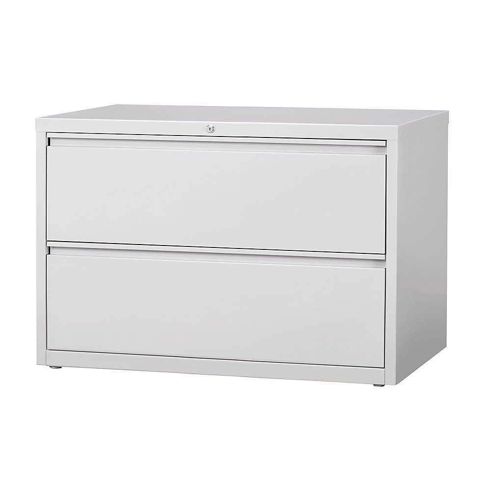 Workpro Letter Legal Size Metal Lateral File Cabinet 42 W 2