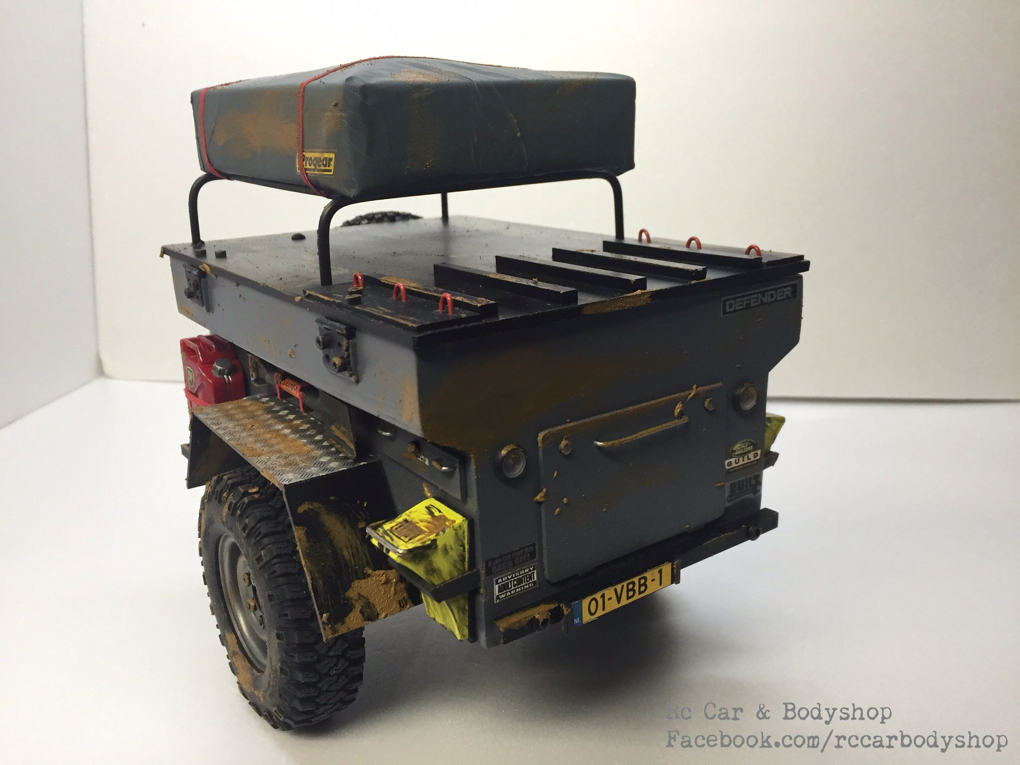 1 10 Scale Off Road Trailer Facebook Com Rccarbodyshop Rc Cars Rc Cars Traxxas Traxxas
