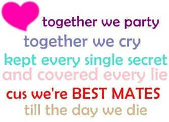 Best Friends Forever Best Friend Poems Birthday Message For