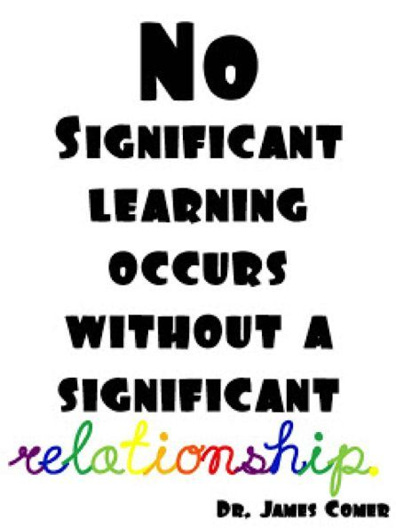 five ways to build stronger relationships your students