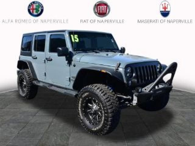 This 2015 Jeep Wrangler is in stock and for sale in Naperville ...