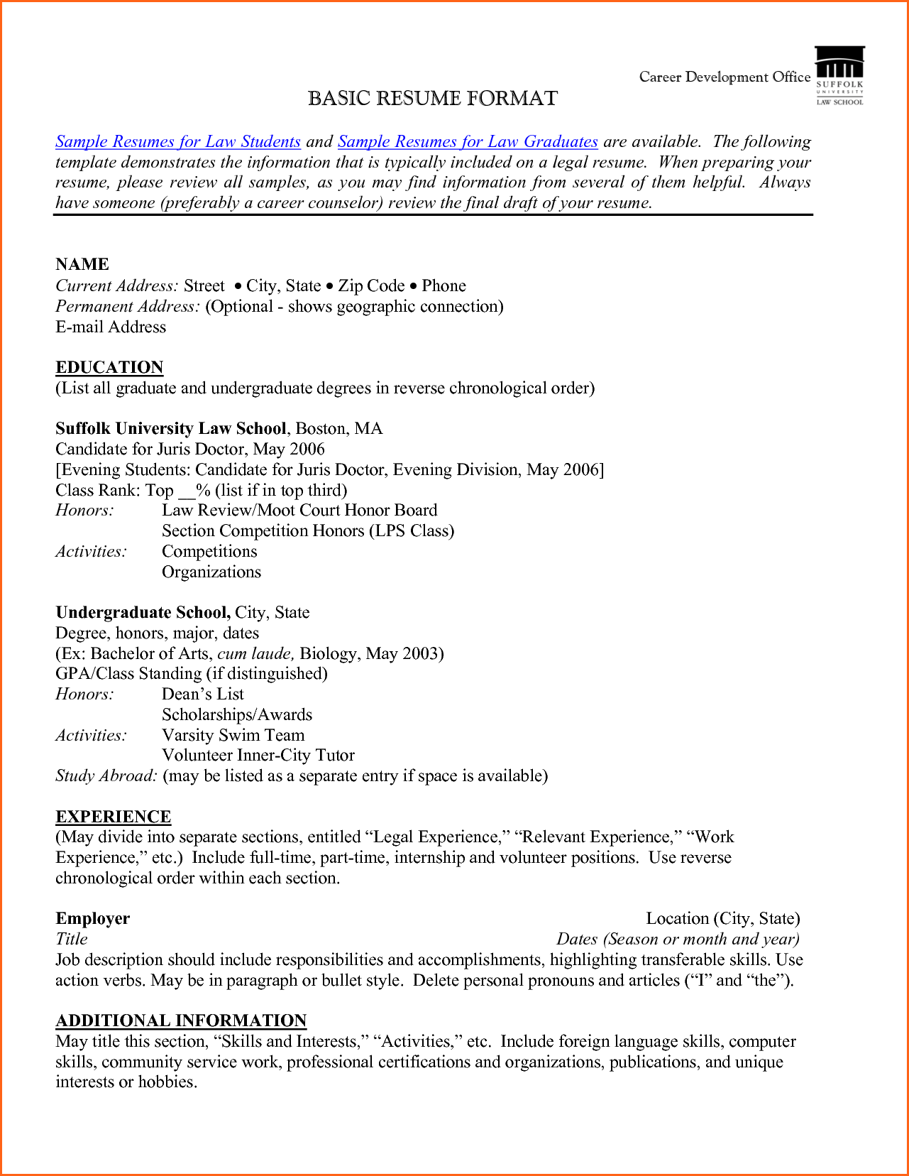 2nd Year Law Student Resume - Best opinion | Slot Machines | Pinterest